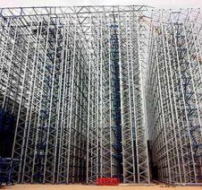 rafturi metalice autoportante Rack Clad